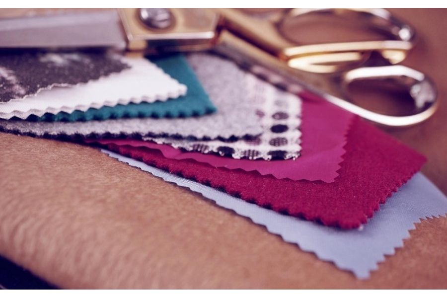 Виды тканей для одежды