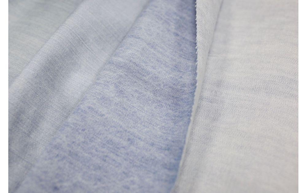 Все о джинсовой ткани