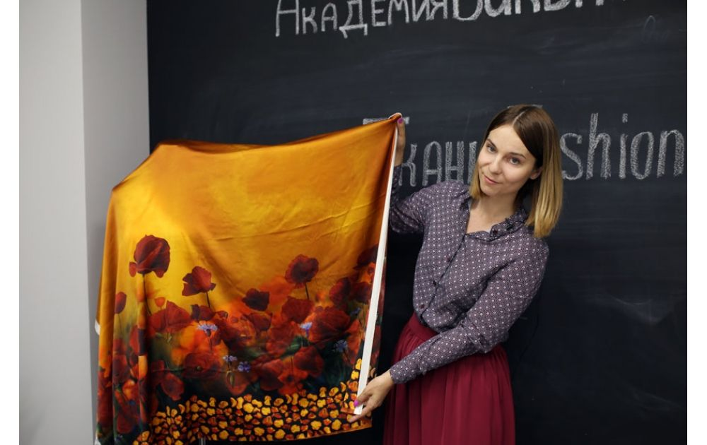 Купонная ткань - как работать и что шить?