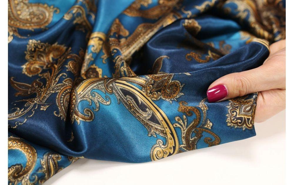 История рисунка на ткани