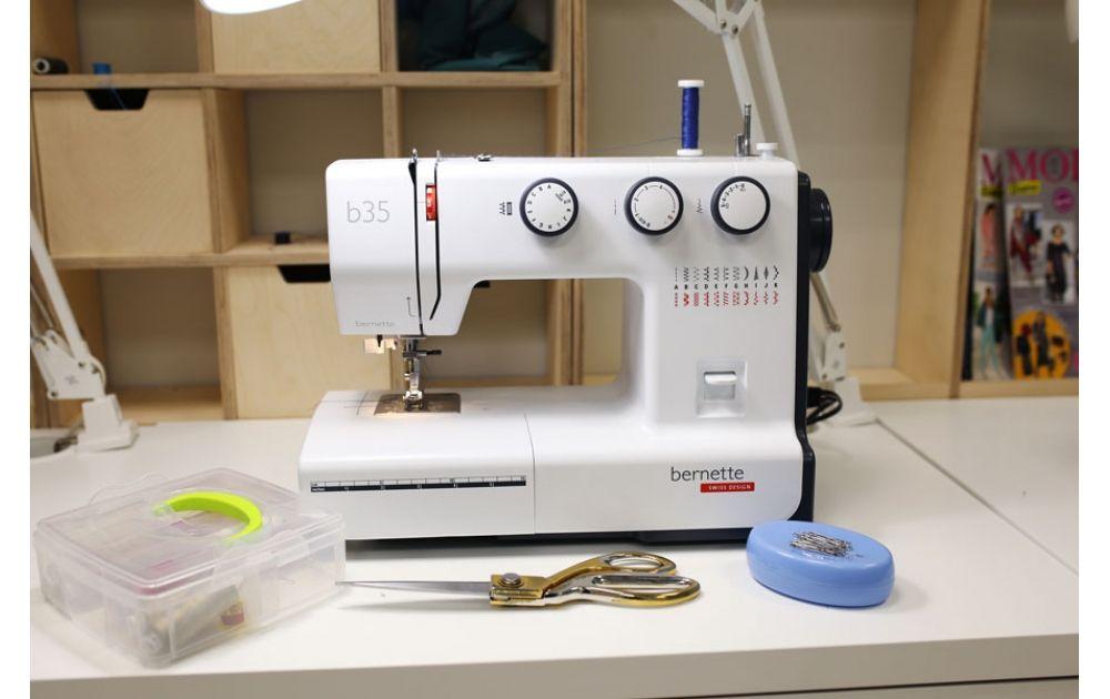 Технология шитья: выполнение швов