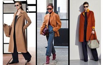 Пальто из двухсторонней ткани – комфортно, тепло и изысканно