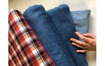Из какой ткани сшить джинсы?