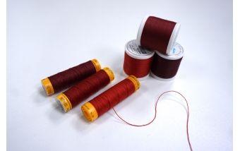 Какие швейные нитки лучше?