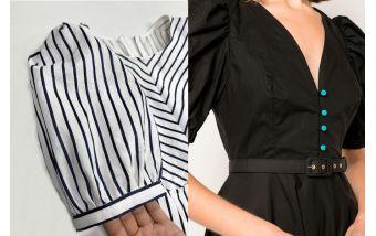 Какую выбрать ткань для платья?