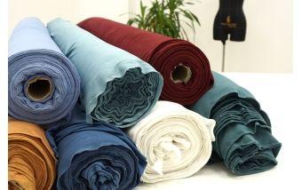 Трикотаж: виды полотен