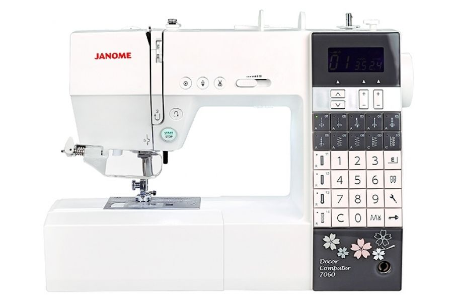 Швейная машина Janome Decor Computer 7060 (DC 7060)