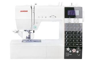 Швейная машина Janome Decor Computer 7100 (DC 7100)