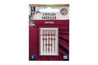Organ иглы Джерси 5/80 блистер