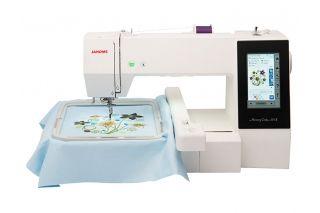 Вышивальная машина  Janome Memory Craft 500E (MC 500E)