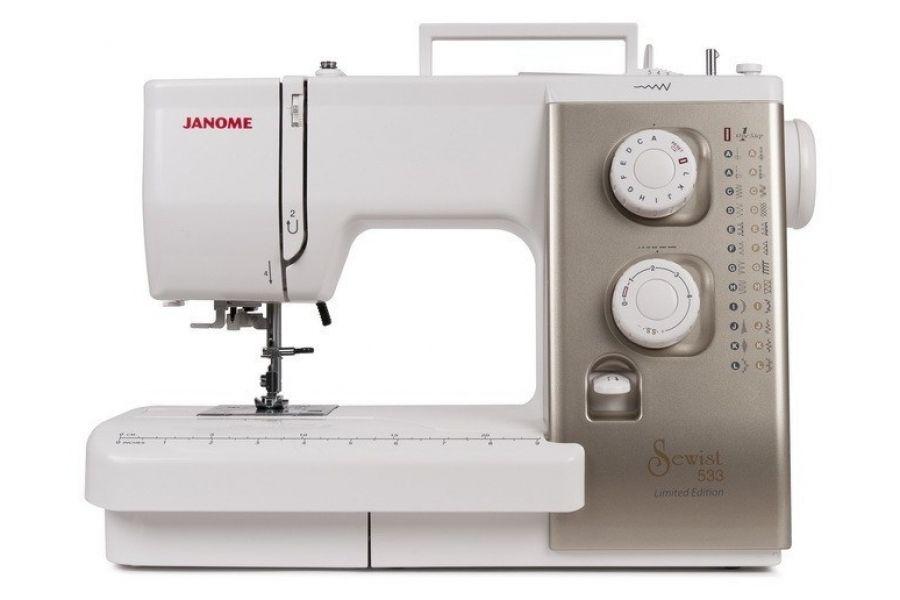 Швейная машина Janome Sewist 533