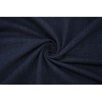 Хлопок костюмный темно-синий FRM-W7  03072015