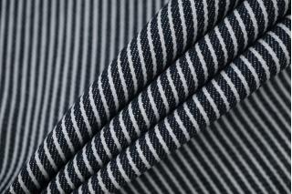Хлопок костюмно-плательный в полоску FRM-G5 03072016