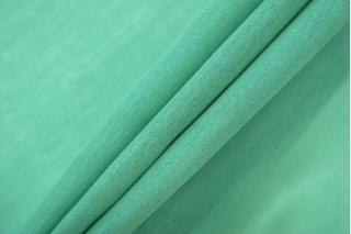 Батист хлопок с шелком зеленый  MII-E3 04082055