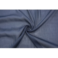 Батист хлопок с шелком темно-синий MII.H-BB6 04082057