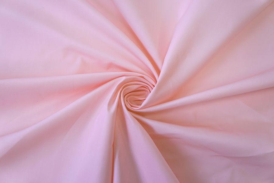 Поплин рубашечный светло-розовый FRM.H-B30 05072002