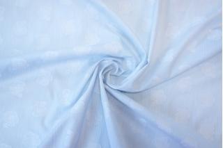 Хлопок рубашечный с цветами FRM-E5 05072007