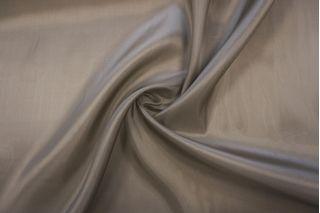 ОТРЕЗ 1,4 М Подкладочная ткань серо-кофейная FRM-(54)- 05072010-1
