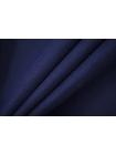 Хлопок костюмный диагональный темно-синий FRM-F5 05072013