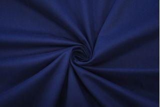 Хлопок костюмный диагональный темно-синий FRM.H-C60 05072013