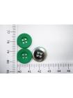 Пуговица костюмно-плательная металлическая зеленая 15 мм PRT-(G)- 06082010