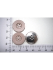 Пуговица пыльно-розовая 20 мм PRT-(K)-  06082022