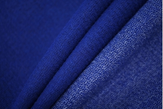 Трикотаж шерстяной синий BRS-D5 07072014