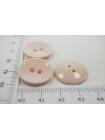 Пуговица костюмная пластик бледно-розовая 20 мм PRT-(F)- 08082071