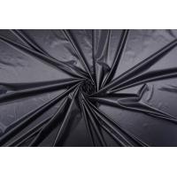Плащевка Moncler черно-графитовая TRC-I3 09102018