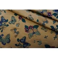 Трикотаж хлопковый цветочный PRT-S30 10062015