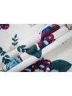 Трикотаж хлопковый цветочный PRT-W3 10062017