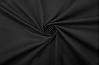 Плательный хлопок черный PRT-X6 10062052