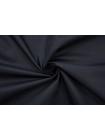Хлопок рубашечно-плательный черно-синий PRT-I2 10062058
