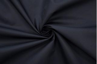 Хлопок рубашечно-плательный черно-синий PRT-X6 10062058