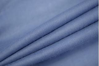 Плательный кашемир узкий дымчато-синий FRM-O2 10082005