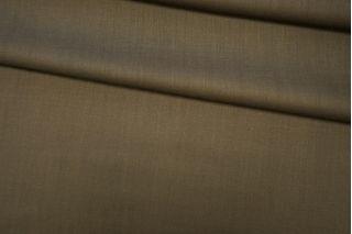 Плательная шерсть узкая хаки FRM-CC30 10082017