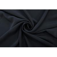 ОТРЕЗ 2,6м Крепдешин тонкий шелковый черный PRT-(53) - 11062058-1