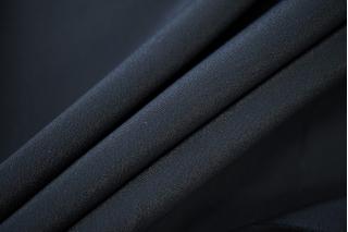 Крепдешин тонкий шелковый черный PRT-BB4 11062063