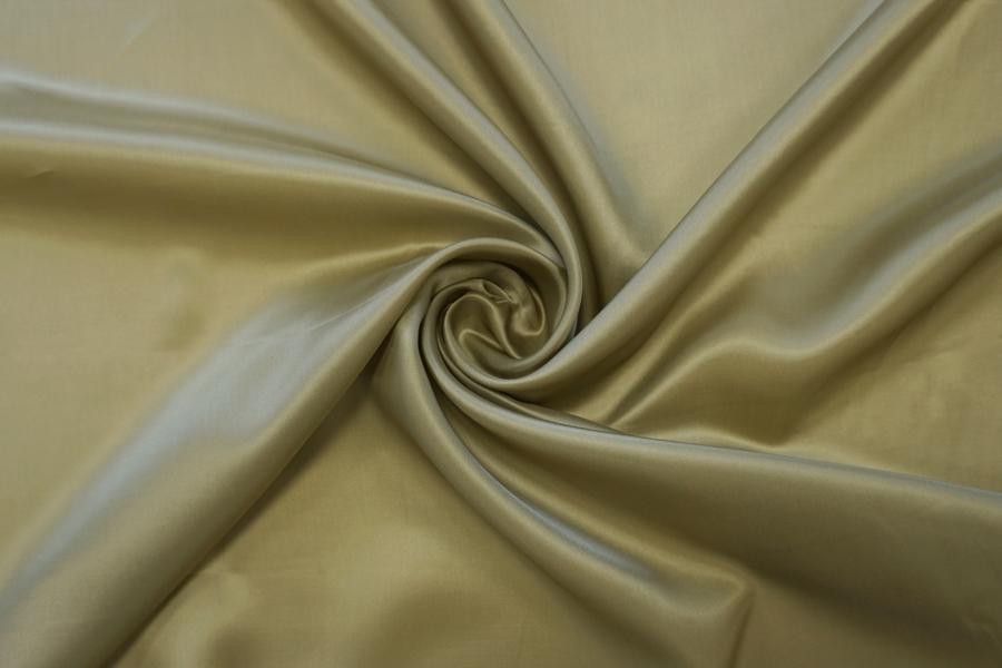 Подкладочная ткань оливково-бежевая PRT.H-BB30 11062077