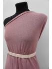 Тонкий трикотаж с люрексом розовый BRS-D6 13072007