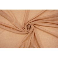 Тонкий трикотаж с люрексом светло-оранжевый BRS-D6 13072009