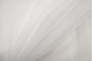 Шифон шелковый белый BRS-C4 13072014