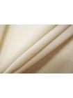 Крепдешин тонкий шелковый бежевый экрю BRS-N50 13072021