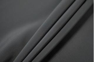 Крепдешин тонкий шелковый серый BRS-C5 13072027