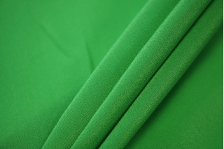 Крепдешин тонкий ярко-зеленый BRS-BB4 13072029