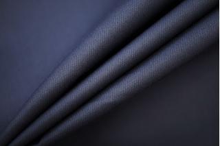 Хлопок водоотталкивающий темно-синий BRS-Z6 13072043