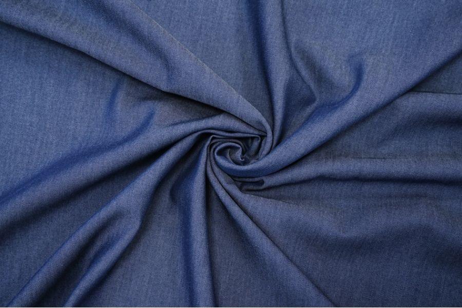 Хлопок рубашечно-плательный под джинсу BRS-F4 13072054