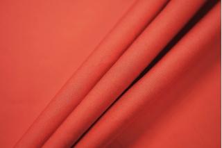 Хлопок водоотталкивающий красно-коралловый BRS.H-i2 13072055
