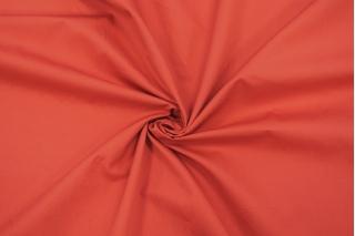 Хлопок водоотталкивающий красно-коралловый BRS-I3 13072055