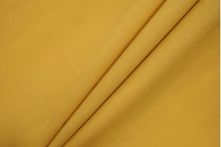 Хлопок тонкий водоотталкивающий горчично-желтый BRS-i2 13072059